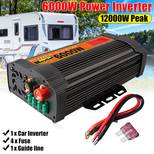 USB Inverter 12V 110V 12000W P