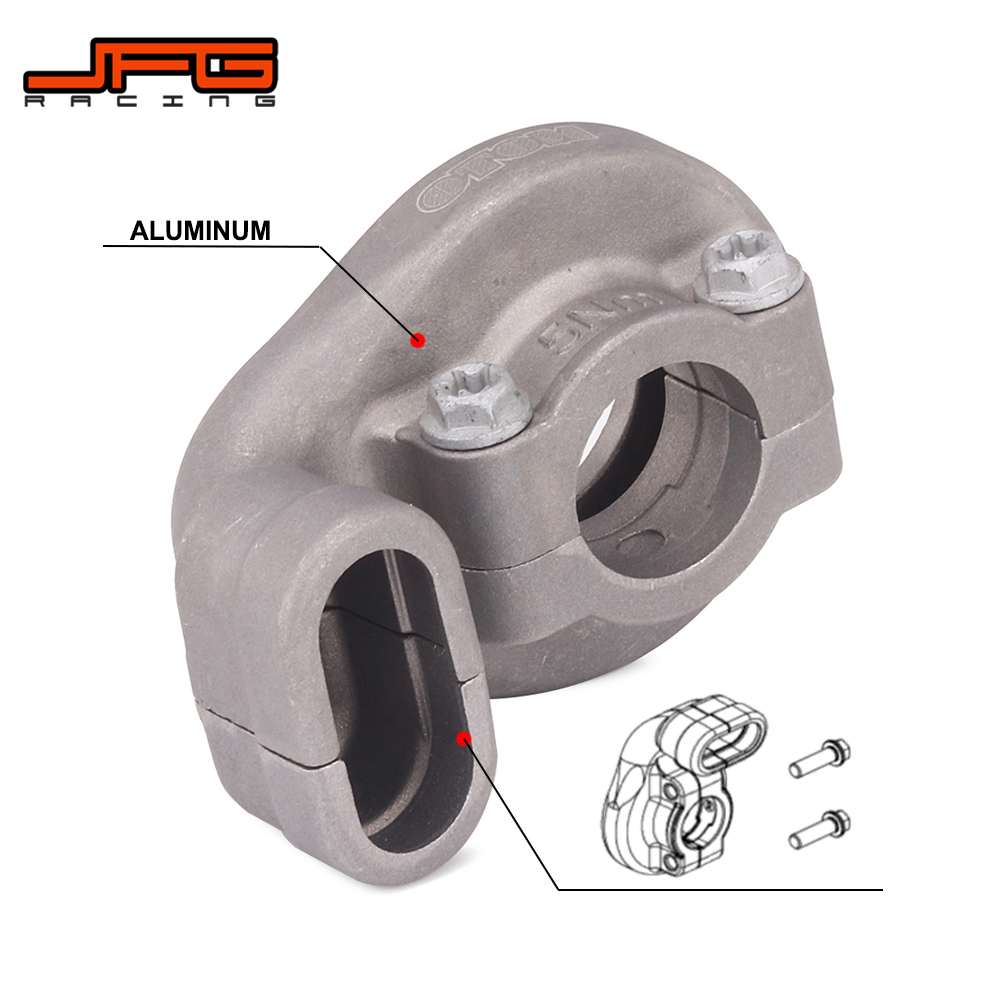 Motorcycle Aluminum Accessories Throttle Control Casing Base For KTM SXF XCF XCW SX XC FC FE