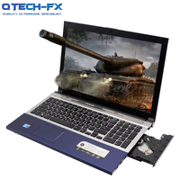 Game Laptop i7 8GB RAM SSD 512GB 256GB 128GB 15.6 Windows10 Large DVD Metal i5 Arabic Azerty German Spanish Russian Keyboard