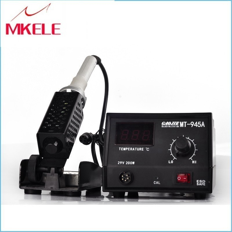 Poste de soudage sans plomb à affichage numérique haute puissance MT-945A