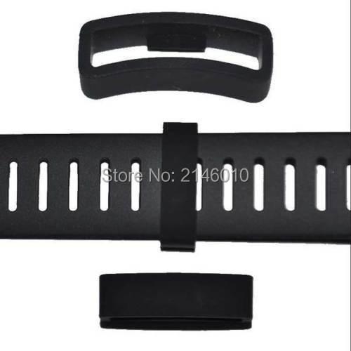 Silicone Watchband Strap Ring Loop Hoop For SUUNTO CORE SUUNTO Ambit 1 2 3 2R 2S Watch Accessories Rubber Holder Locker