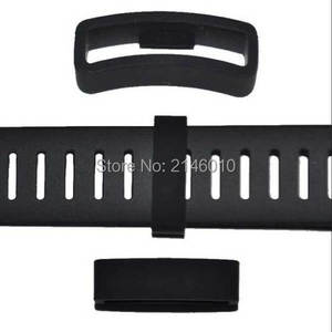 Silicone Watchband Strap Ring