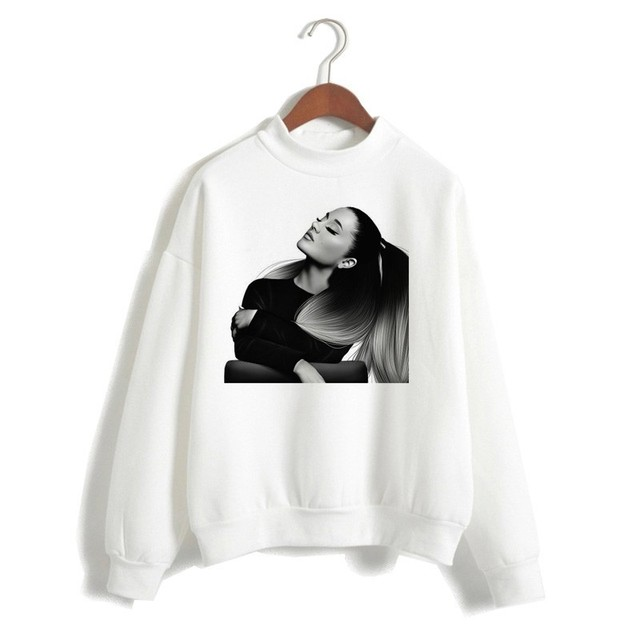 ARIANA GRANDE PHOTOS SWEATSHIRT (11 VARIAN)