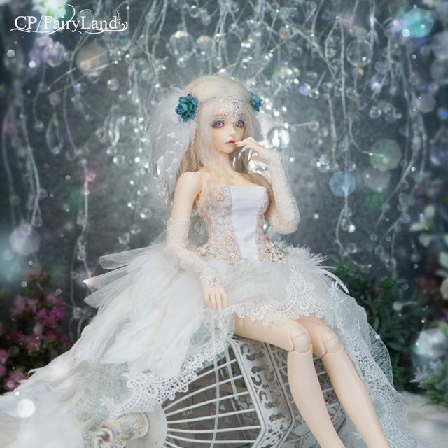 Cygne BJD Dolls 1/4 FS Minifee Fashion Flexible Resin Figure Female Fairies Toy For Children Fairyland