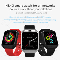 Microwear H5 GPS Smart Watch Phone 1.1GHz 1G RAM+8G ROM Heart Rate Monitor Smartwatch Android 6.0 Sim 2MP Camera Wearable Device