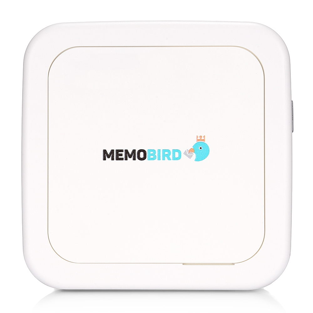 G3 Portable Imprimante MEMOBIRD mini bluetooth Papier Photo Imprimante Thermique Impression