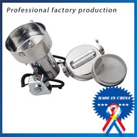 Free Shipping Electric Coffee Bean Grinder Mill Latte 2800w Bean Nut Spice Grinder Stainless Steel