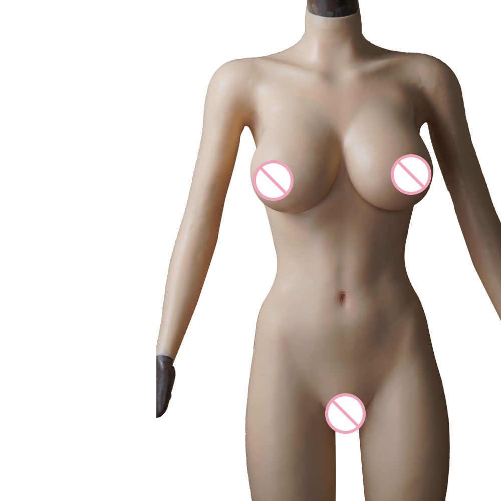 KnowU E Tasse Silikon Brust Formen Fullbody Ankle-länge Hosen Transgender Drag Queen трансвестит Transgénero транссексуалов