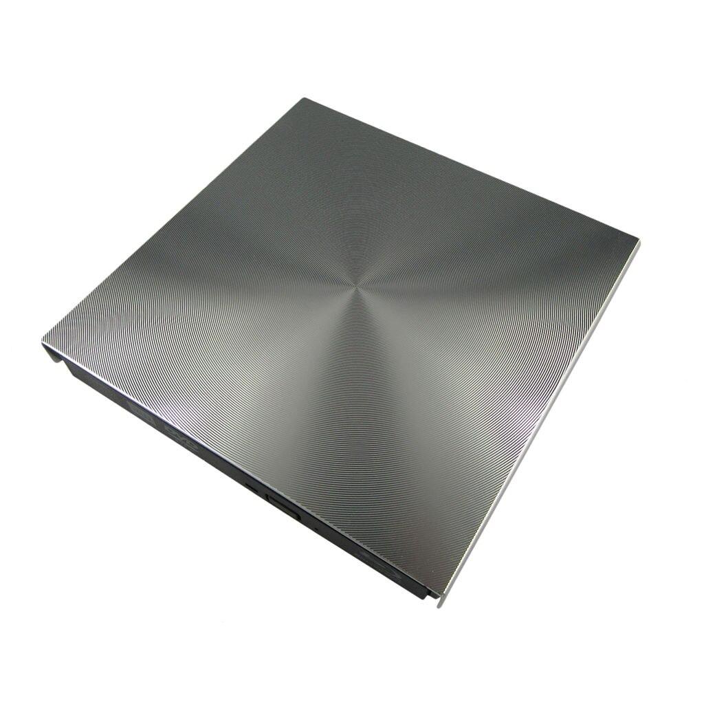 Usb 3.0 Bluray Lecteur Dvd/Bd-Rom Cd/Dvd Rw Graveur Écrivain Jouer 3D Film lecteur de Dvd externe Portable pour Windows 10/Mac Os