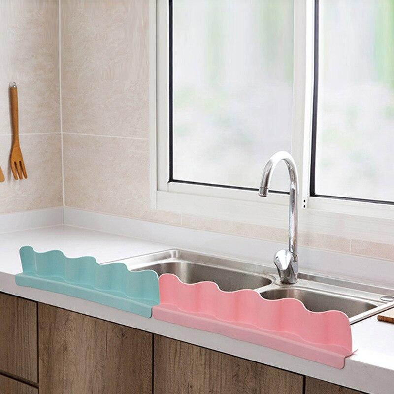 portable basin sink water baffle splash