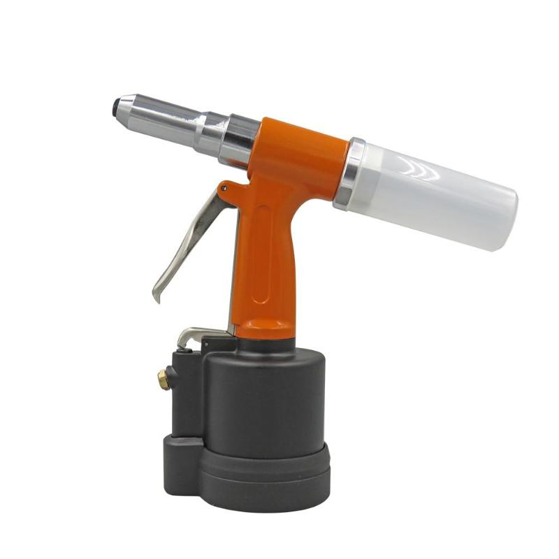 Industrial Pneumatic Air Hydraulic Rivet Gun Riveter Nut Riveting Tool  For Aluminium/ Iron /Stainless Steel Nails