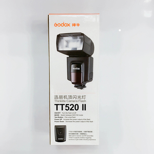 Image 5 - Godox TT520 II フラッシュ TT520II 内蔵ワイヤレス受信、標準 RT 用ニコンペンタックスオリンパスデジタル一眼レフカメラ