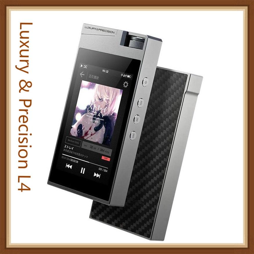 Luxury & Precision L4 Full Balance Fever HIFI HD 3.5
