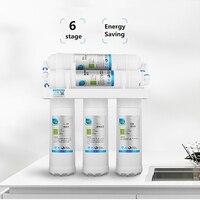 Кухня домашний очиститель фильтры для воды 6 стадии фильтр для воды Системы UF домашний очиститель кран бытовой Ультрас фильтрации, фильтр д...
