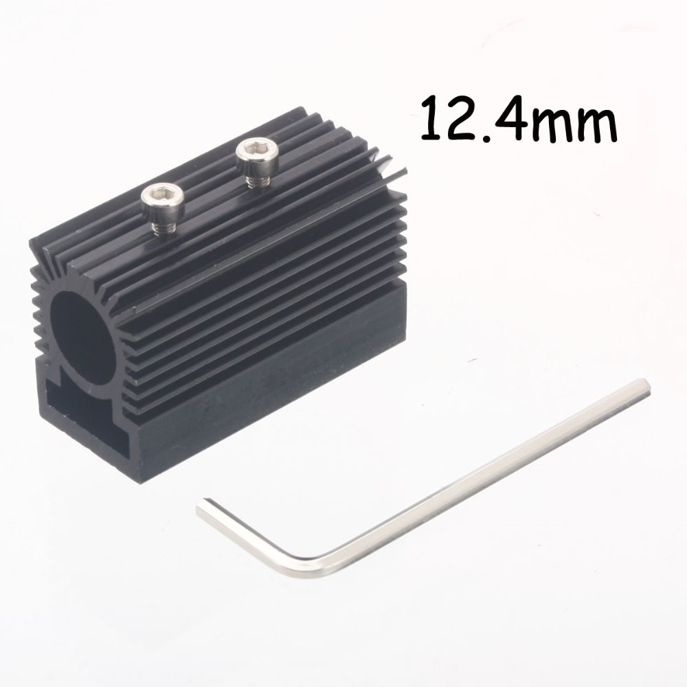 12.4mm Radiator For Woodworking Cnc Laser Engraving Engraver Machine
