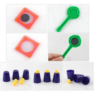 Image 5 - Chidlren Magic Tricks Toys Hanky Pankys Junior Magic Set Simple Magic Props For Magic Beginner Children With DVD Teaching Kit