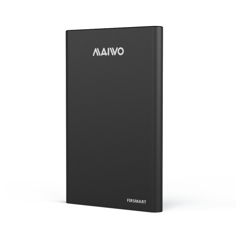 MAIWO 2.5 Inch Usb3.1 Sata Hard Disk Drive Box External Hdd Enclosure Case 10Gbps Tool Free Support 3Tb