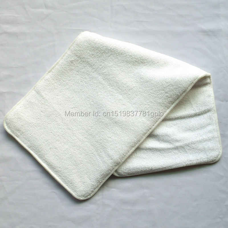 4-layer Washable Reusable Large Absorbent Bamboo Microfiber Inserts Liners for Adults Cloth Diapers for Incontinence Care 4 pieces
