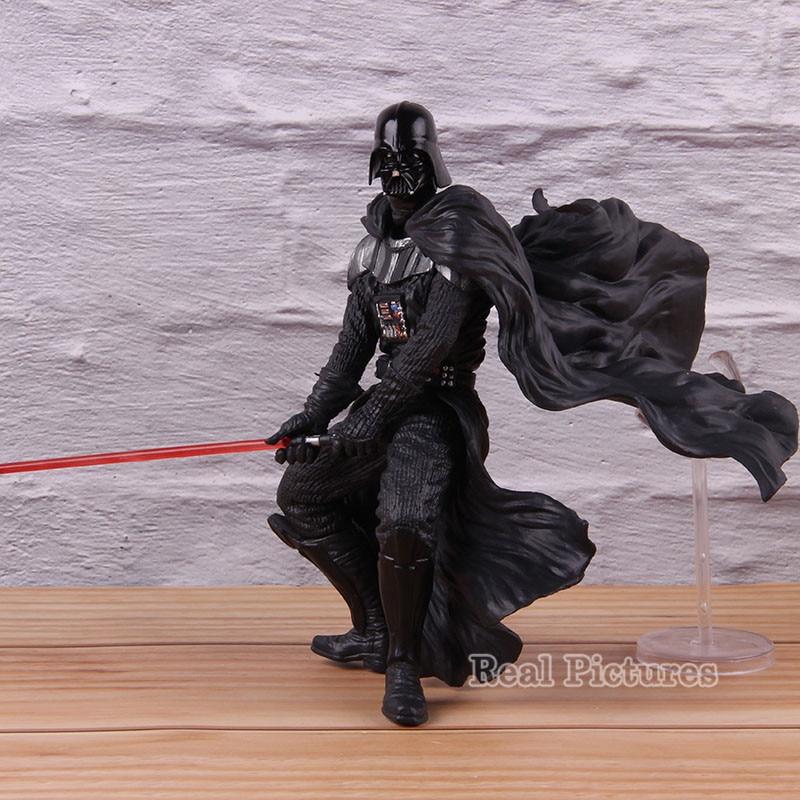 Darth Vader Figure Gallery Action PVC Collectible Movie Star Wars Model Toy Anakin Skywalker