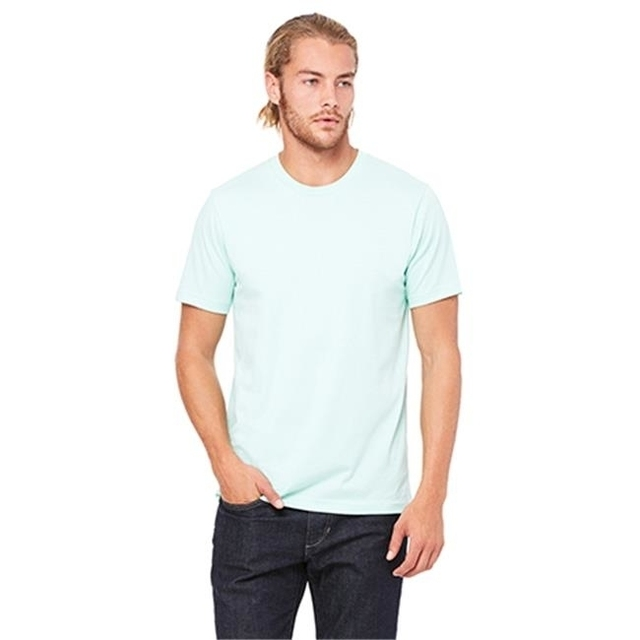 7b64a72c Bella 3001 Unisex Jersey Short Sleeve Tee Mint Extra Large on ...