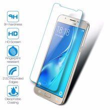 Protetor de Tela de vidro para Samsung Galaxy A5 2017 para Samsung A5 2017 A6 Plus A7 A8 2018 A3 2015 2016 filme De Vidro temperado 9H