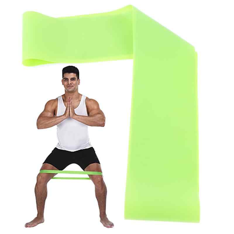 4 poziomy Academia lateksowe taśmy oporowe sprzęt do ćwiczeń fitness kulturystyki lateks ciągnąć linę treningu Yog zespół siły