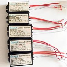 цена на 1 piece 3 years warranty Metal electronic transformer driver for 12V 20W 160W 250W LED light bulbs Driver Power Supply