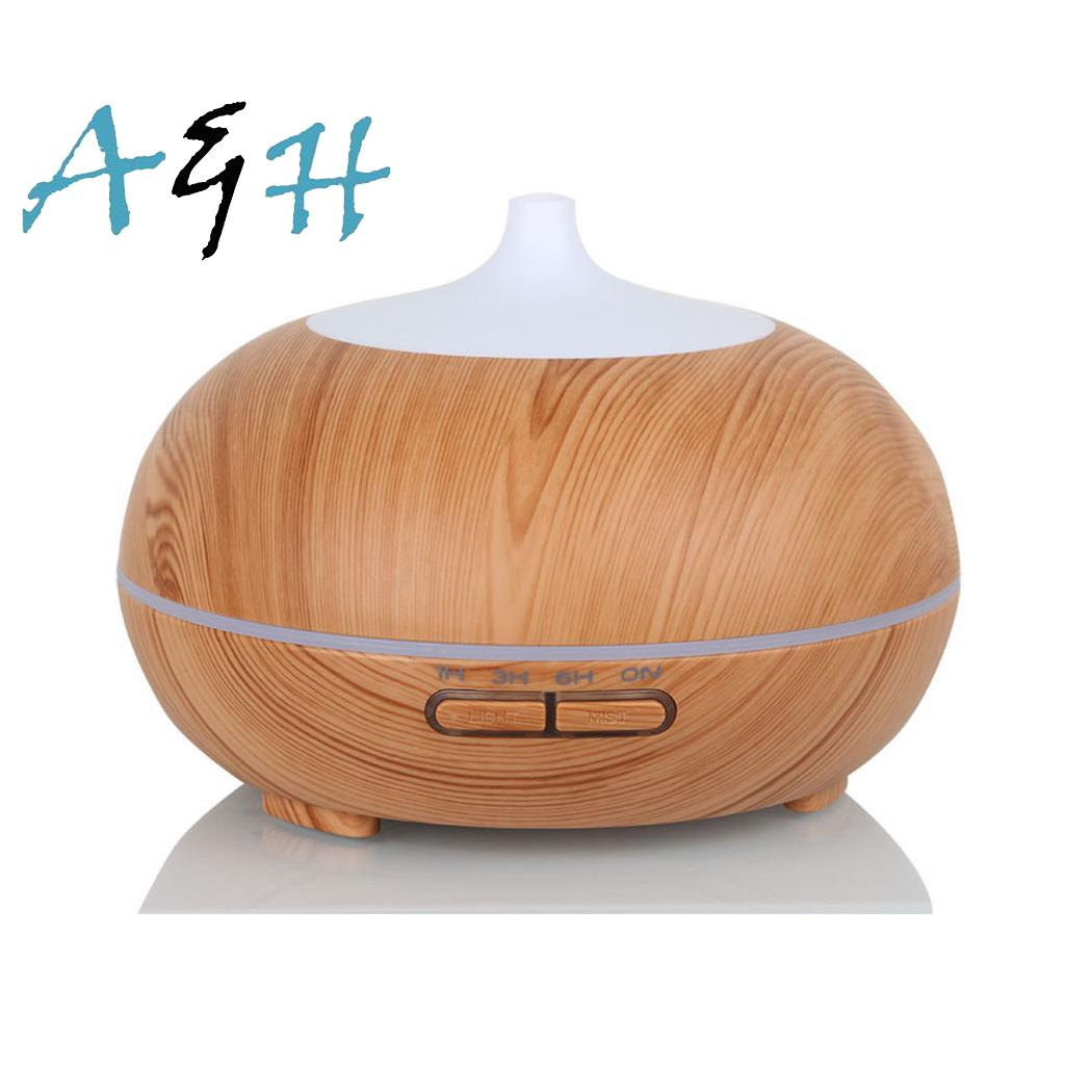 Durable Ultrasonic Air Aroma Humidifier Air 20-30ML/H Adapter Diffuser With Multilocor LED Lights Home 400ml 1Durable Ultrasonic Air Aroma Humidifier Air 20-30ML/H Adapter Diffuser With Multilocor LED Lights Home 400ml 1