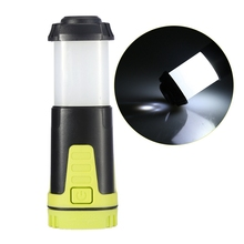 LED Mini Portable Emergency Lamp Work Light With Magnet Base And Hock Up For Outdoor Camping Rent Sport