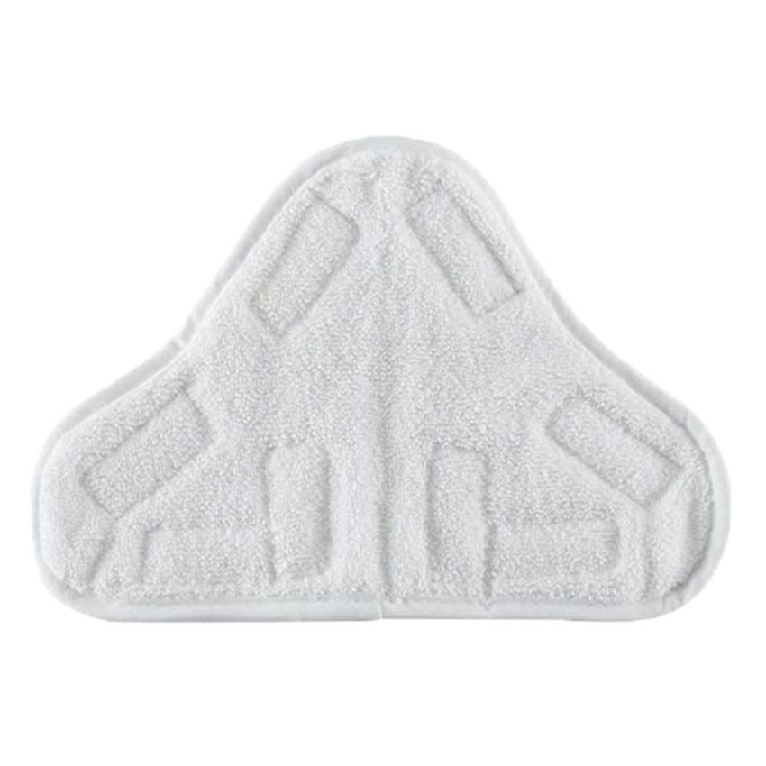 Promotion! NEW SET OF 1 MICROFIBRE STEAM MOP FLOOR WASHABLE REPLACEMENT PADS FOR H2O H20 X5(China)
