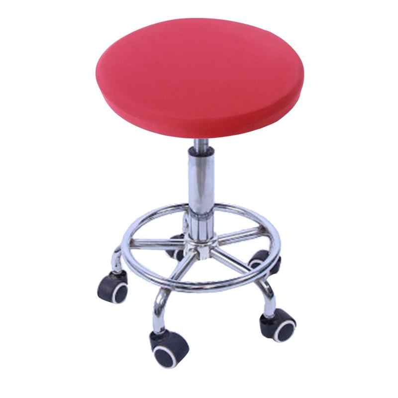 Лидер продаж дешевые творческих круглый стул комплект милый подушку пень круглый сиденье стула подушка набор круглый крышка стула барный стул крышка