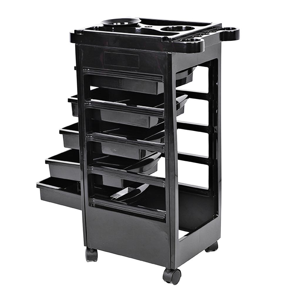 5 Drawers Hair Salon Instrument Storage 1