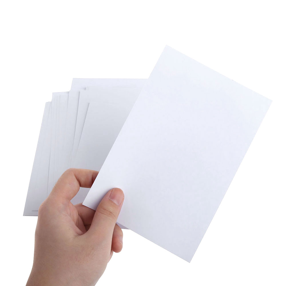A4 Photo Paper Glossy Printer Photographic Paper High-gloss paper for Inkjet Printer Office Supplies 20 sheets / Pack 3