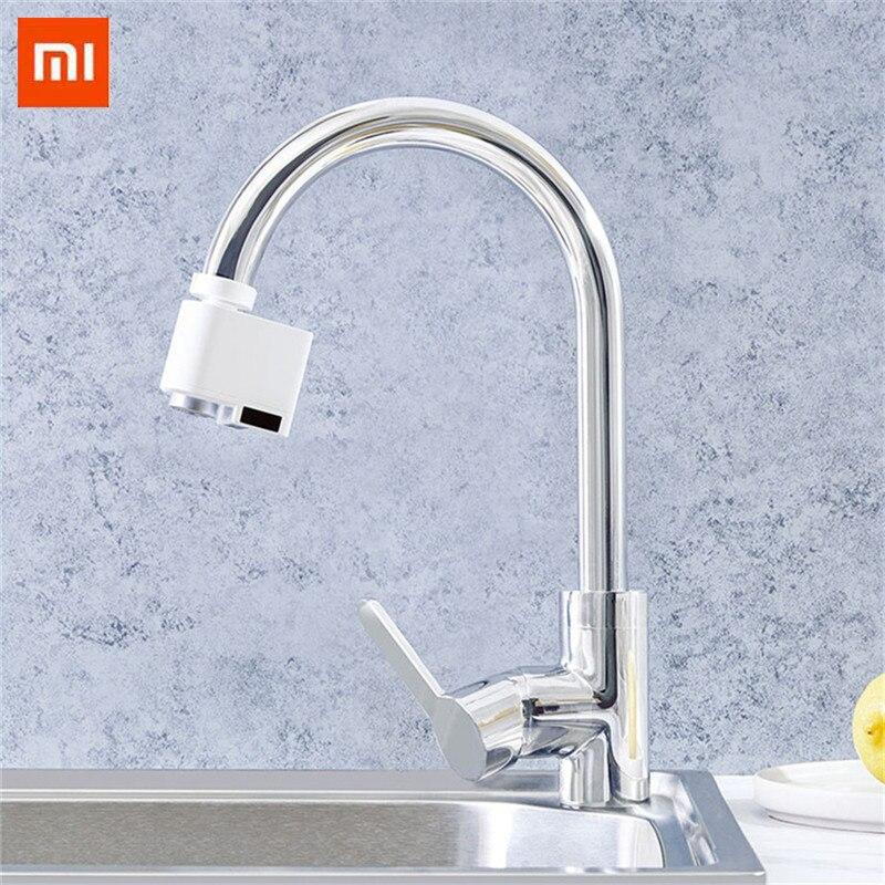 Original Xiaomi Mijia ZAJIA automatique sens infrarouge Induction économie d'eau smart home dispositif pour cuisine salle de bains évier robinet