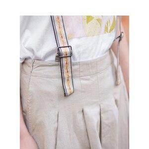 Image 4 - Inman verão cintura alta magro retro coreano moda estudante estilo tudo combinado a linha saia cinta feminina