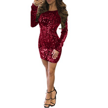 MUXU red sequin backless patchwork sexy vestidos bodycon women clothing glitter kleider fashion short dress woman clothes muxu black sexy vestidos bodycon backless patchwork glitter dress fashion woman clothes short dress kleider long sleeve elbise