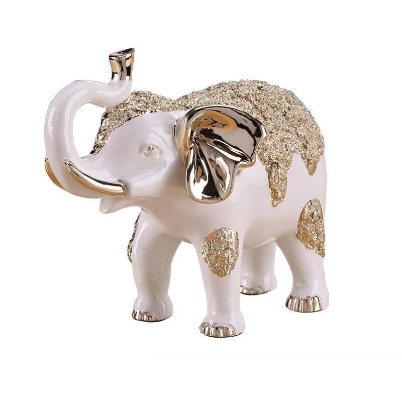 Para Casa Decoracao résine Cabochon Ganesha Feng Shui Ev Dekorasyon Aksesuarlar Decoracion Hogar accessoires de décoration pour la maison