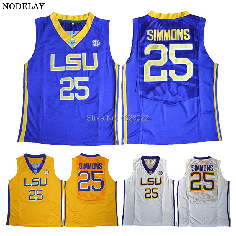 2772338cfa04 Buy lsu simmons jersey and get free shipping on AliExpress.com