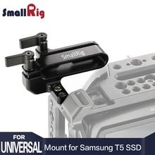 SmallRig Camera Rig Mount for Samsung T5 SSD for Blackmagic Design Pocket Cinema Camera 4K / 6K SmallRig cage  2245 цены онлайн