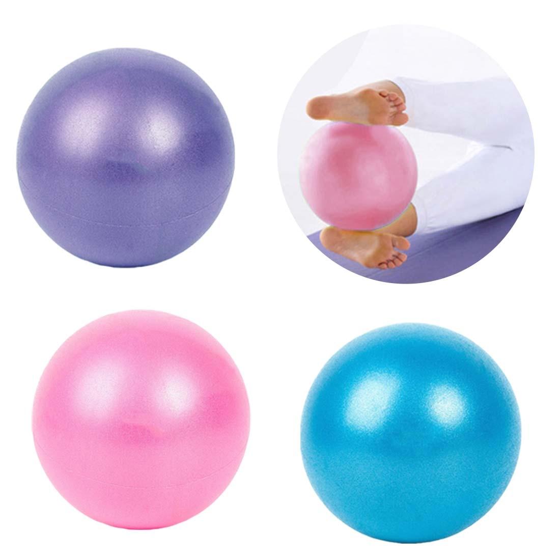 25cm Pelota Yoga Exercise Gymnastic Fitness Pilates Ball Balance Exercise Gym Fitness Yoga Core Ball Indoor Gym Yoga Ball swiss ball