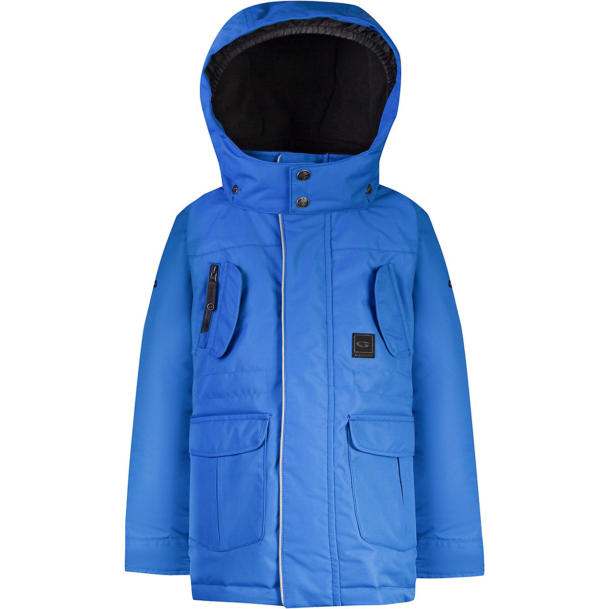 GUSTI Down & Parkas 9512002 jacket for girls winter outerwear children jackets boys clothing icebear 2018 new men s winter jacket warm detachable hat male short coat fashion casual apparel man brand clothing mwd18813d