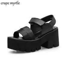platform shoes gladiator sandals women summer shoes