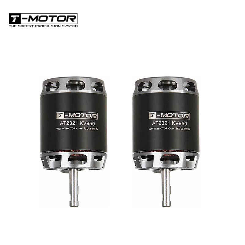 1/2PCS T-<font><b>Motor</b></font> AT2321 Long Shaft 950KV <font><b>1250KV</b></font> <font><b>Brushless</b></font> <font><b>Motor</b></font> For RC Airplane Fixed Wing Models Spare Part DIY Accessories image