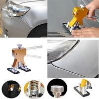 Auto Car Paintless Dent Repair Tools Dent Removal Glue Puller Tabs Dent Lifter Hand Tool Set Stainless Steel Adjustment knob