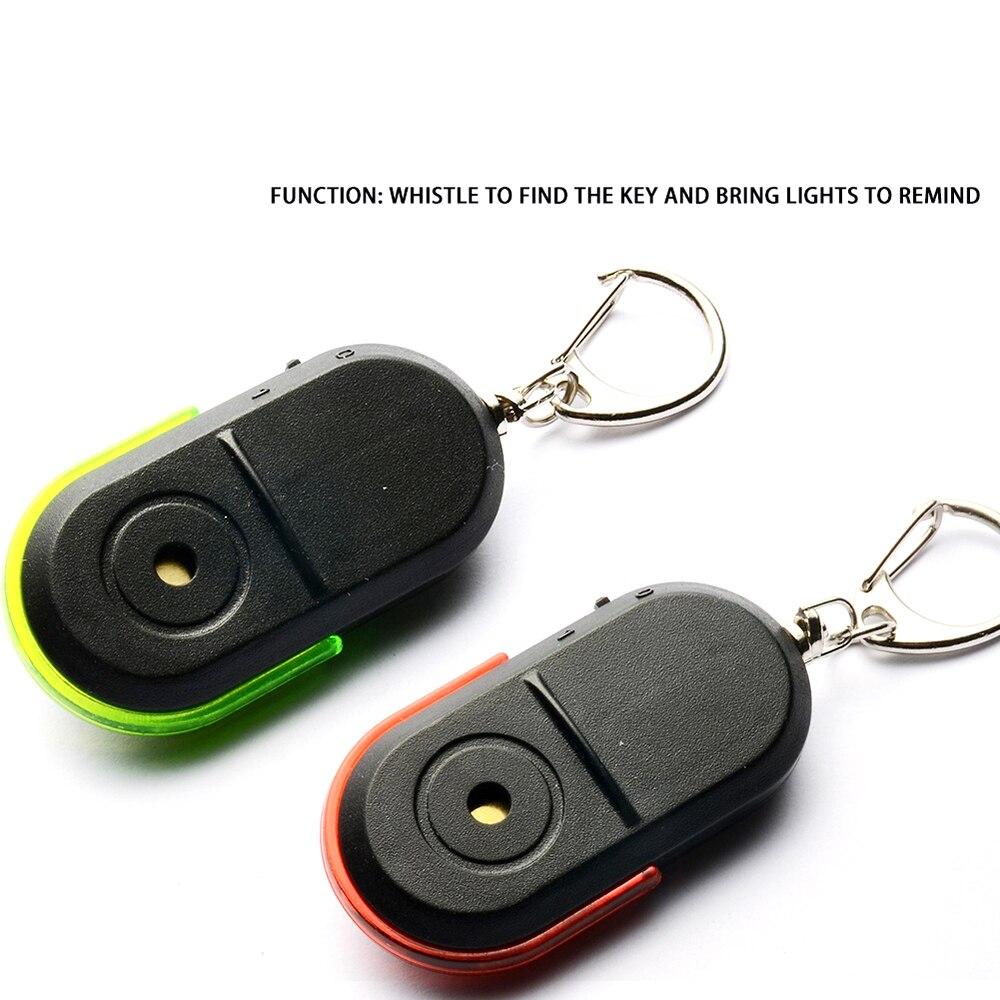 Hot Keyfinder Wallet Dog Cat kids locator anti lost keychain Smart Search  Tracker Tag itag Key Finder Car Accessories