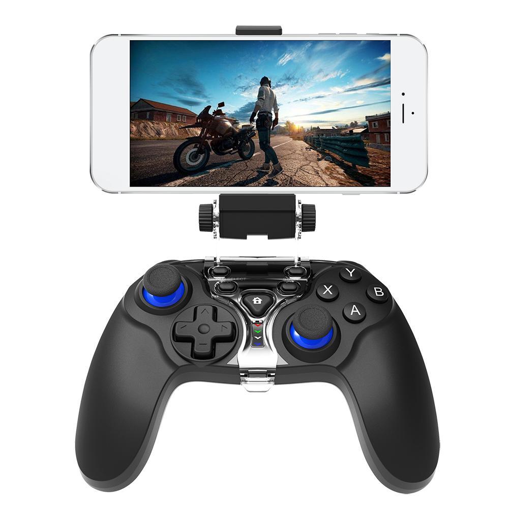 Contrôleur de jeu de manette de jeu sans fil Bluetooth jouant à la manette de jeu pour Android Apple contrôleur de jeu de système