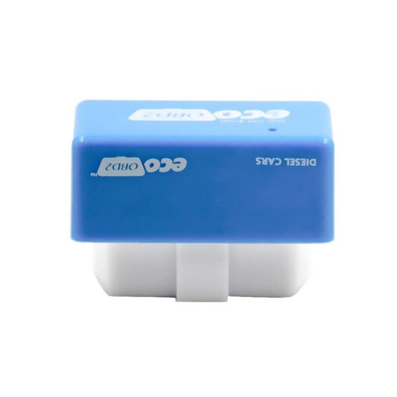 Plug And Drive Ecoobd2 Economy Chip Tuning Box For Crude Oil Engine Car 15% Fuel Saving