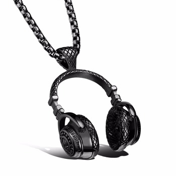 WannaVin Headphones Necklaces 1