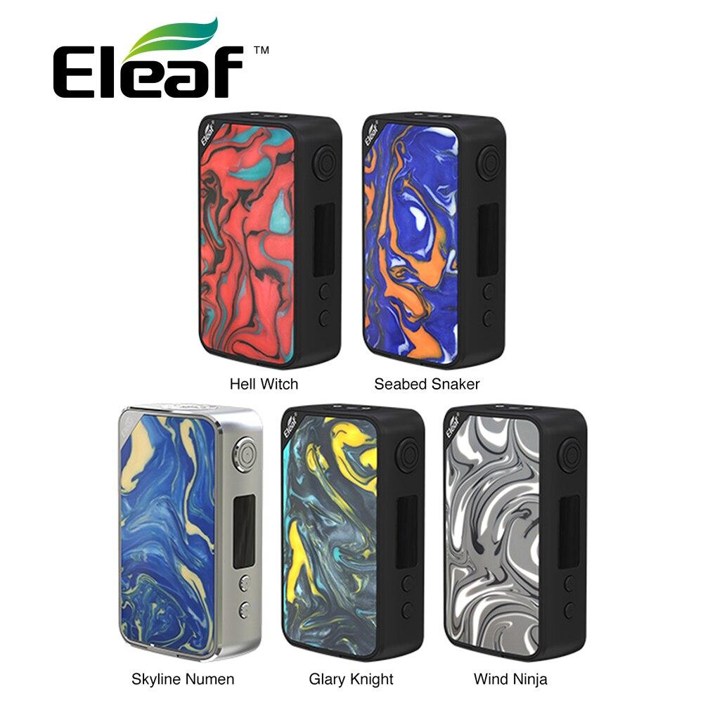 Eleaf iStick Mix 160W iStick Mix Box MOD No Battery E-Cigs Vape Vaporizer  with TYPE-C Charging Support ELLO POP Tank vs Pico x