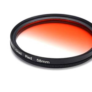 Image 5 - 8 stücke 52 MM 55 MM 58 MM 62 MM 67 MM 72 MM 77 MM Kamera Filter Circo Spiegel objektiv Gradienten UV Filter Für Canon EOS 1100D 600D